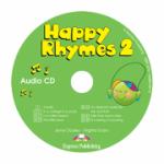 Curs limba engleza Happy Rhymes 2 Audio CD - Jenny Dooley, Virginia Evans