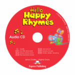 Curs limba engleza Hello Happy Rhymes Audio CD - Jenny Dooley, Virginia Evans