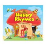 Curs limba engleza Hello Happy Rhymes Carte uriasa - Jenny Dooley, Virginia Evans