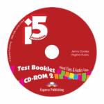 Curs limba engleza Incredible 5 2 Teste CD - Jenny Dooley, Virginia Evans