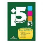 Curs limba engleza Incredible 5 3 Class multi-ROM - Jenny Dooley, Virginia Evans