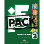Curs limba engleza Incredible 5 3 Manualul profesorului cu postere - Jenny Dooley, Virginia Evans