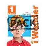 Curs limba engleza iWonder 1 Manual cu iebook - Jenny Dooley, Bob Obee