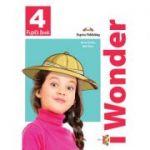 Curs limba engleza iWonder 4 Manual - Jenny Dooley, Bob Obee