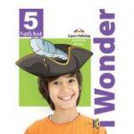 Curs limba engleza iWonder 5 Manual - Jenny Dooley, Bob Obee
