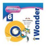 Curs limba engleza iWonder 6 Soft pentru tabla interactiva - Jenny Dooley, Bob Obee
