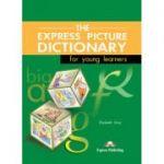 Dictionar ilustrat The Express Picture Dictionary CD cu activitati - Elizabeth Gray