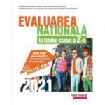 Evaluarea Nationala 2021 la finalul clasei a II-a. 30 de teste dupa modelul M. E. C. pentru probele de scris, citit si matematica