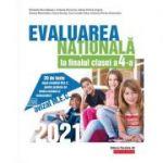 Evaluarea Nationala 2021 la finalul clasei a IV-a. 20 de teste dupa modelul M. E. C. pentru probele de limba romana si matematica - Mirabela-Elena Baleanu
