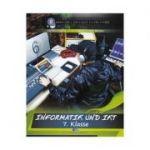 Informatica si TIC in lb. germana - Clasa 7 - Manual - Andrei Florea, Silviu-Eugen Sacuiu