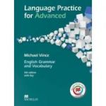 Language Practice for Advanced 4th Edition Student's Book and MPO with key Pack - Michael Vince