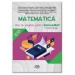 Bacalaureat 2021- Matematica - Ghid de pregatire M_tehnologic - Ed. Delfin