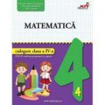 Matematica, culegere clasa a IV-a - Valentina Stefan-Caradeanu