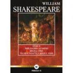 Opere vol. IV: Imblanzirea scorpiei, Regele Ioan, Vis de-o noapte-n miezul verii - William Shakespeare