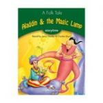 Aladdin and the Magic Lamp Retold cu DVD - Jenny Dooley, Charles Lloyd