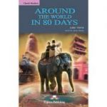 Around the World in 80 days. Retold - Jenny Dooley