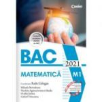 Bacalaureat 2021 - Matematica - Radu Gologan (coord.), Mihaela Berindeanu, Nicoleta Agenna Ionescu Mazilu, Ovidiu Sontea, Gabriel Vrinceanu