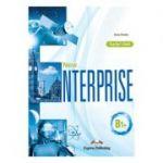 Curs limba engleza New Enterprise B1+ Manualul Profesorului - Jenny Dooley