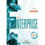 Curs limba engleza New Enterprise B2 Manualul Profesorului - Jenny Dooley