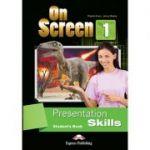 Curs limba engleza On Screen 1 Presentation Skills Manual - Jenny Dooley, Virginia Evans