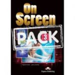 Curs limba engleza On Screen 3 Manual cu Digibook App - Jenny Dooley, Virginia Evans