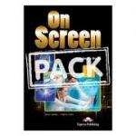Curs limba engleza On Screen B1 Manual cu Digibook App - Virginia Evans, Jenny Dooley
