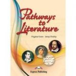 Curs limba engleza Pathways To Literature Audio Set 4 CD - Virginia Evans, Jenny Dooley
