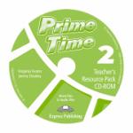 Curs limba engleza Prime Time 2 Material Aditional pentru Profesor CD - Virginia Evans, Jenny Dooley