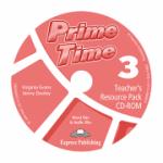 Curs limba engleza Prime Time 3 Material aditional pentru profesor CD - Virginia Evans, Jenny Dooley