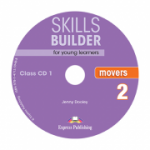 Curs limba engleza Skills Builder Movers 2 Audio Set 2 CD - Jenny Dooley