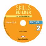 Curs limba engleza Skills Builder Starters 2 Audio Set 2 CD - Jenny Dooley