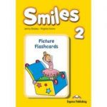 Curs limba engleza Smiles 2 Picture Flashcards - Jenny Dooley, Virginia Evans