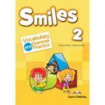 Curs limba engleza Smiles 2 Vocabular si Gramatica - Jenny Dooley, Virginia Evans