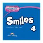 Curs Limba Engleza Smiles 4 Software pentru Tabla Interactiva - Jenny Dooley, Virginia Evans