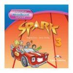 Curs limba engleza Spark 3 Monstertrackers Software pentru tabla magnetica interactiva - Virginia Evans, Jenny Dooley