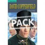 David Copperfield Retold Set cu CD - Virginia Evans