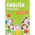 English for kids – caiet de lucru pentru clasa a IV-a - Elena Sticlea