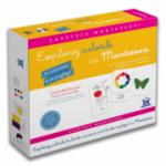 Explorez culorile cu Montessori. In romana si in engleza. Pentru dezvoltarea vocabularului si a creativitatii - Charlotte Poussin, Marie Ollier