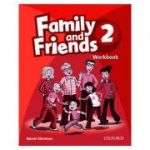 Family and Friends 2. Workbook - Naomi Simmons