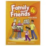 Family and Friends 4. Class Book - Naomi Simmons