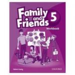 Family and Friends 5. Workbook - Helen Casey