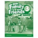 Family and Friends Level 3. Workbook - Liz Driscoll
