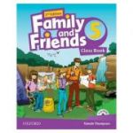 Family and Friends. Level 5. Class Book - Tomzin Thompson