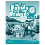 Family and Friends. Level 6. Workbook - Julie Penn, Cheryl Pelteret