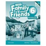 Family and Friends. Level 6. Workbook with Online Practice - Julie Penn, Cheryl Pelteret
