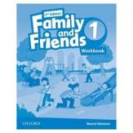 Family and Friends. Level. Workbook - Naomi Simmons