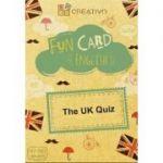 Fun card English The UK Quiz