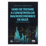 Ghid de testare a cunostintelor macroeconomice de baza - Oana Simona Caraman-Hudea