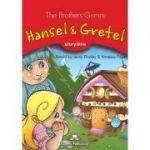 Hansel and Gretel Retold cu cross-platform App - Jenny Dooley