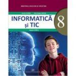 Informatica si TIC. Manual pt clasa a 8-a - Andrei Florea, Silviu-Eugen Sacuiu